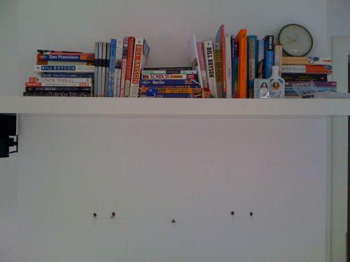 no shelf
